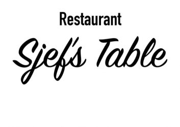 sjefs table